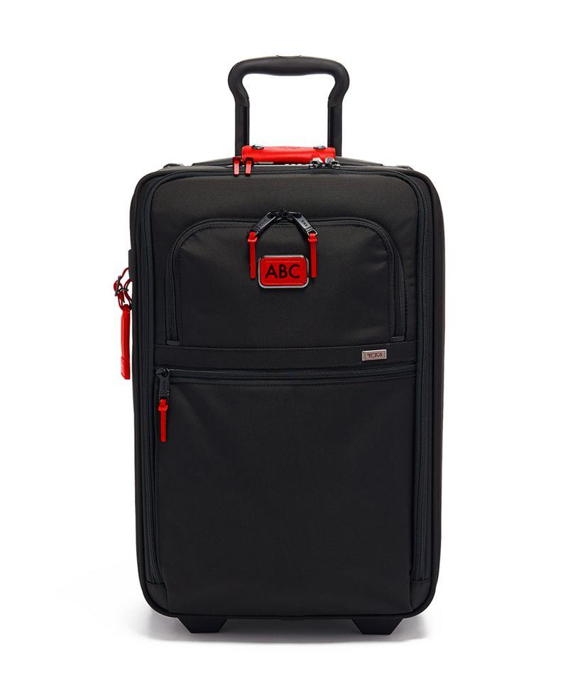 International Expandable 2 Wheeled Carry-On