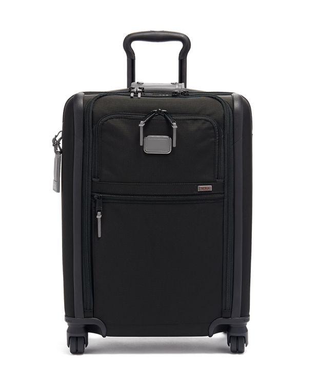 International Slim 4 Wheeled Carry-On in Camo