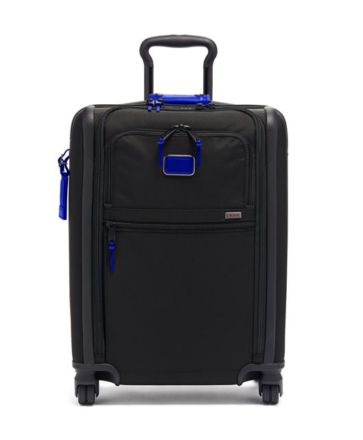 International Slim 4 Wheeled Carry-On in Atlantic