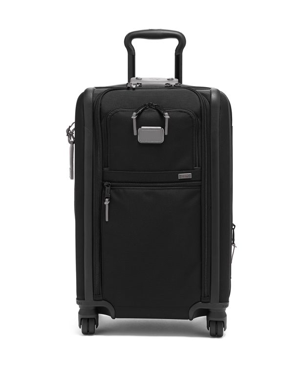 International Dual Access 4 Wheeled Carry-On in Camo