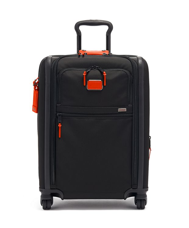 Continental Dual Access 4 Wheeled Carry-On in Sunrise