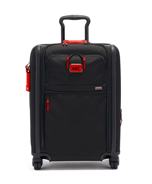 Continental Dual Access 4 Wheeled Carry-On in Congo Bright Print