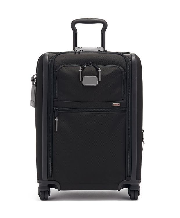 Continental Dual Access 4 Wheeled Carry-On in Camo