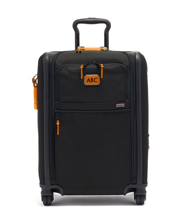 Continental Expandable 4 Wheeled Carry-On in Tan
