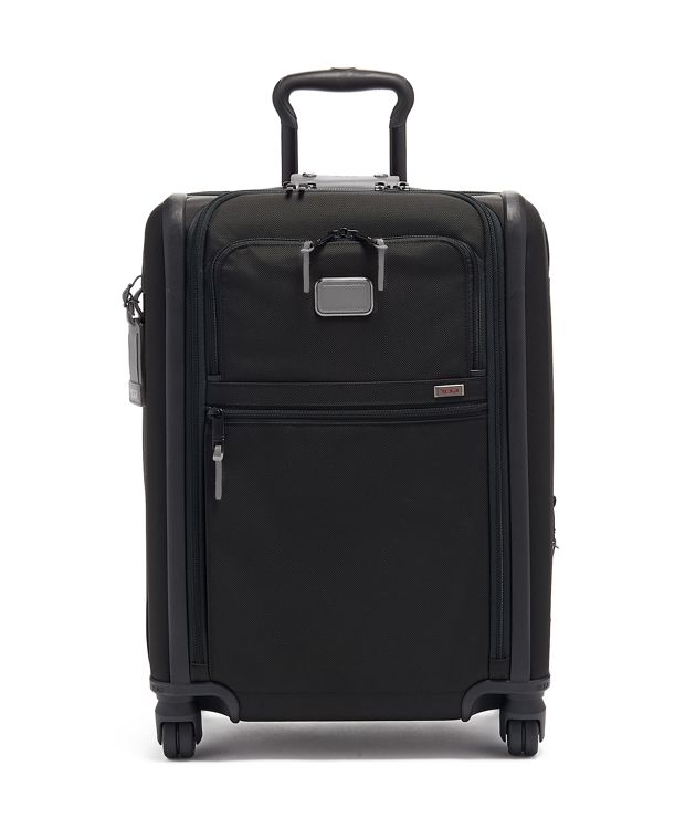 Continental Expandable 4 Wheeled Carry-On in Camo