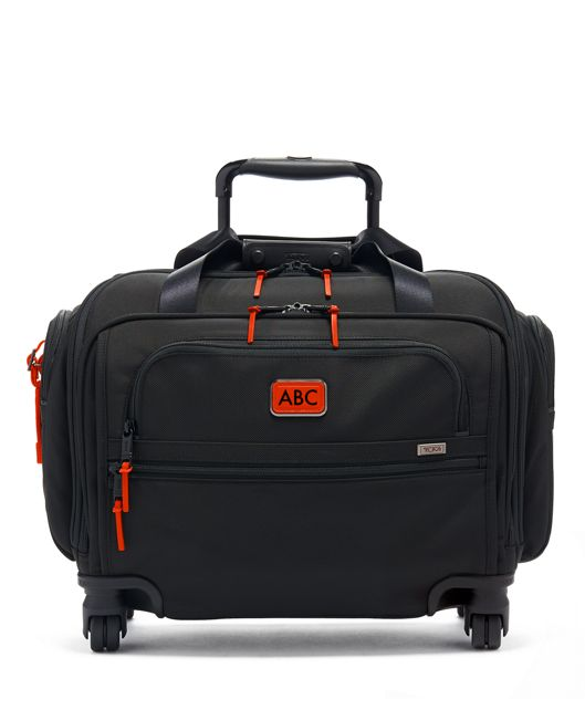 Compact 4 Wheeled Duffel in Sunrise