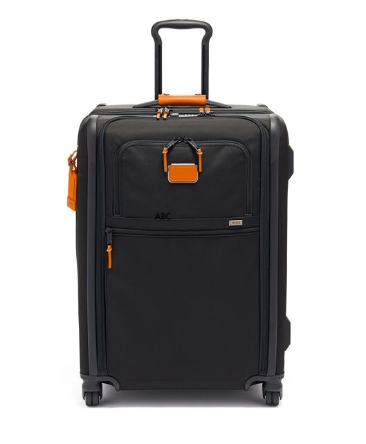 Short Trip Expandable 4 Wheeled Packing Case in Sunrise
