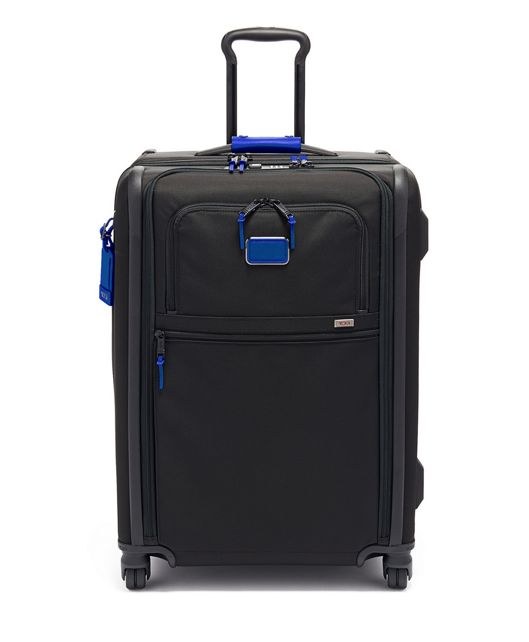 Short Trip Expandable 4 Wheeled Packing Case in Atlantic