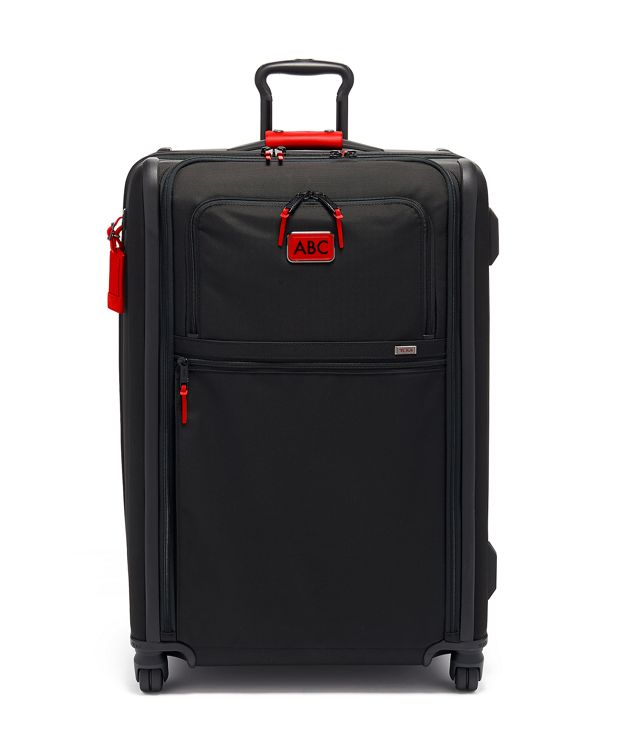 Medium Trip Expandable 4 Wheeled Packing Case in Cherry
