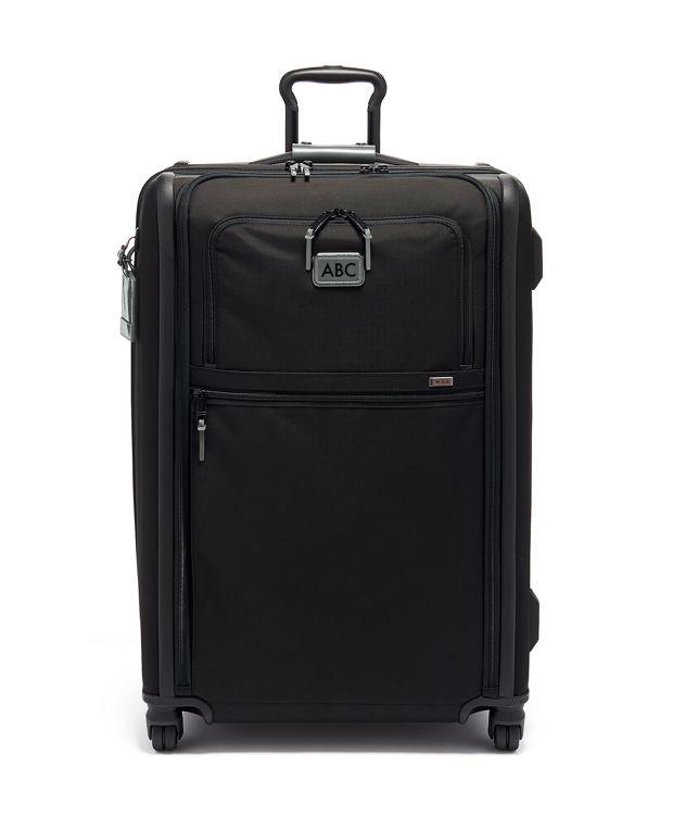 Medium Trip Expandable 4 Wheeled Packing Case in Metallic Silver