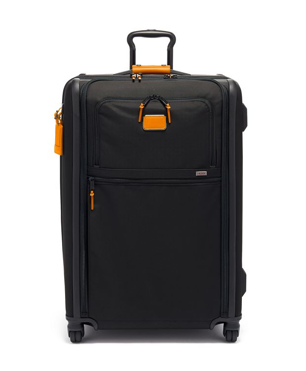 Medium Trip Expandable 4 Wheeled Packing Case in Tan