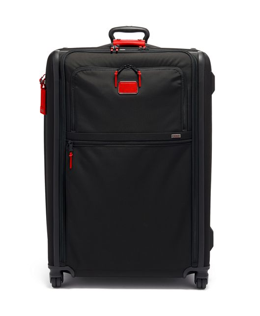 Extended Trip Expandable 4 Wheeled Packing Case in Cherry