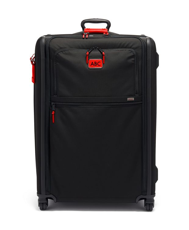 Extended Trip Expandable 4 Wheeled Packing Case in Congo Bright Print