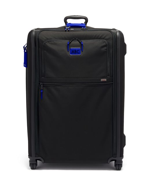 Extended Trip Expandable 4 Wheeled Packing Case in Atlantic