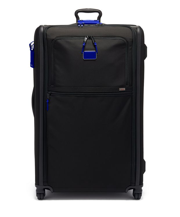 Worldwide Trip Expandable 4 Wheeled Packing Case in Atlantic