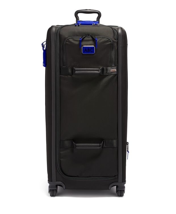 Tall 4 Wheeled Duffel Packing Case in Atlantic