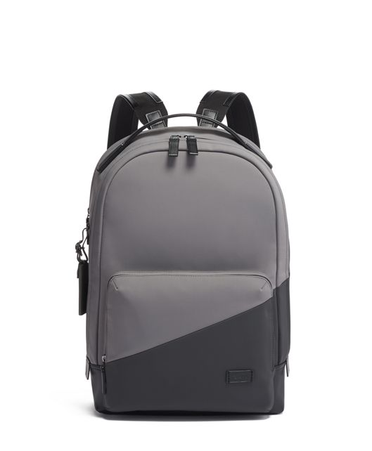 Webster Backpack in Pieced Grey