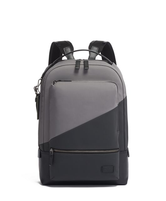 Bates Backpack in Pieced Grey