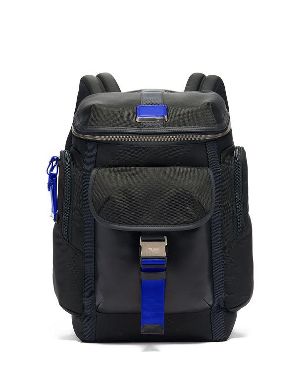Wright Top Lid Backpack in Atlantic
