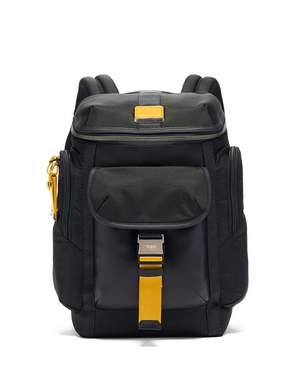 Wright Top Lid Backpack in Marigold