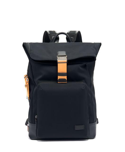 Oak Roll Top Backpack in Tan