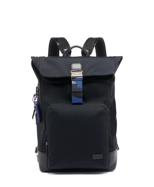 Oak Roll Top Backpack in Camo