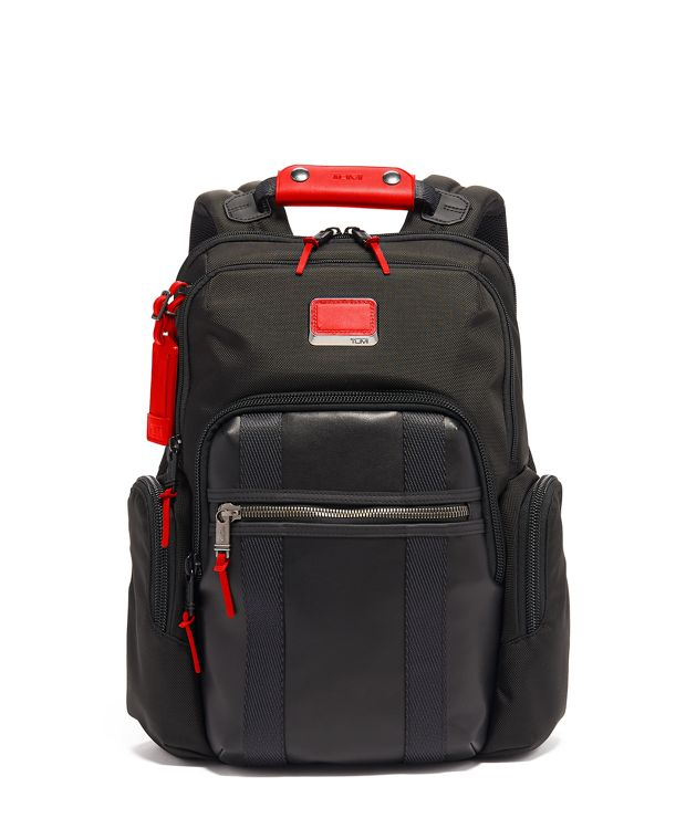 Nellis Backpack in Cherry
