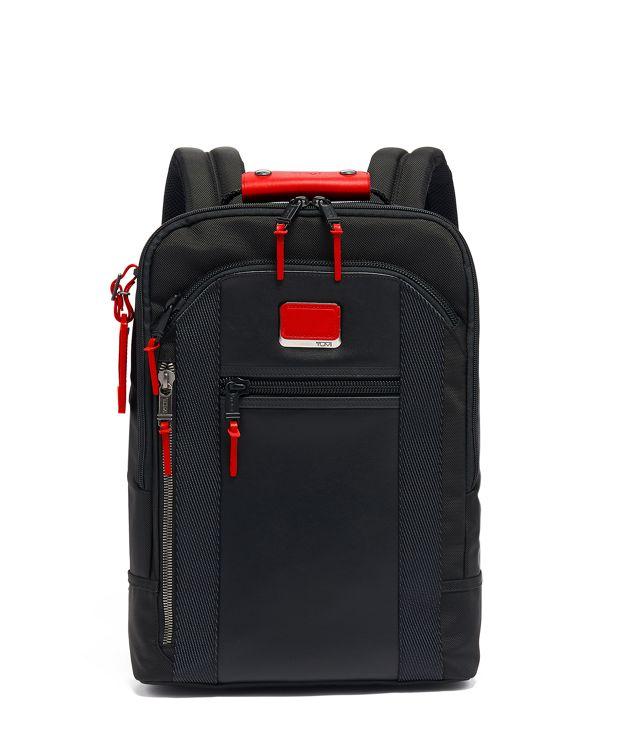 Davis Backpack in Cherry