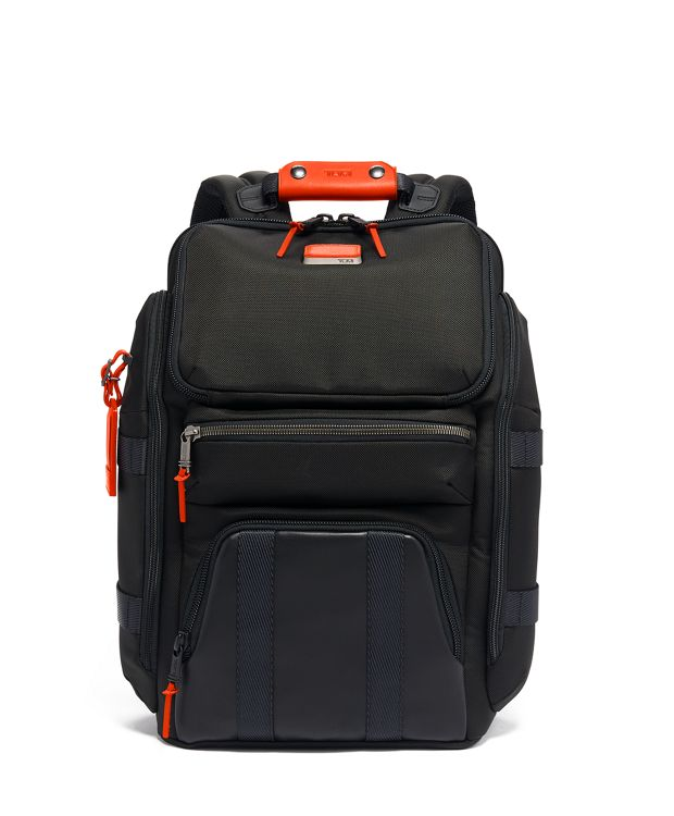 Tyndall Utility Backpack in Sunrise