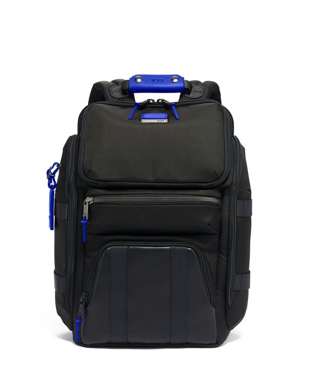 Tyndall Utility Backpack in Atlantic
