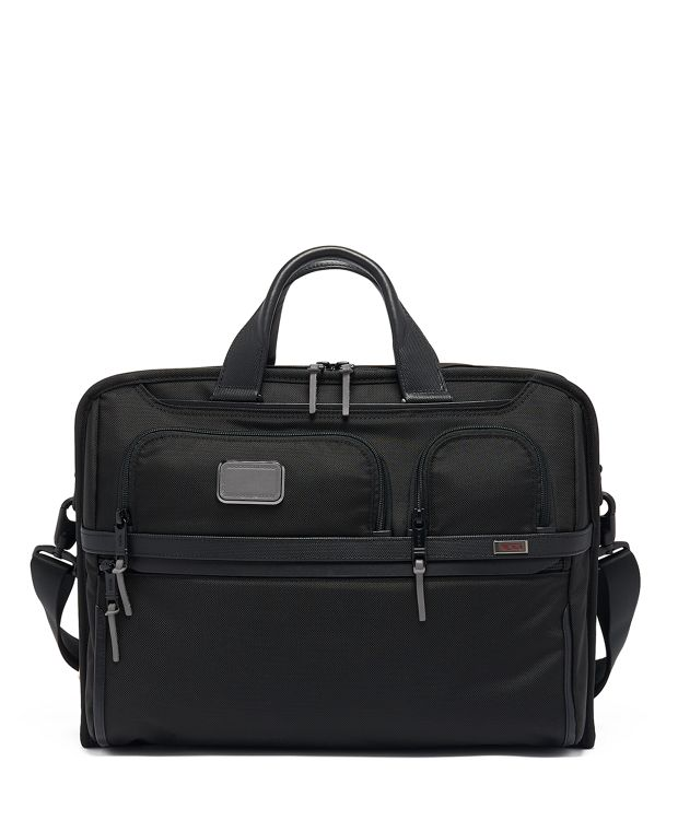 Compact Large Screen Laptop Brief in Camo