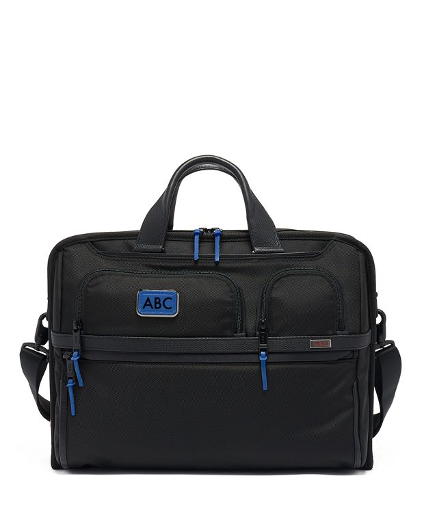 Compact Large Screen Laptop Brief in Atlantic