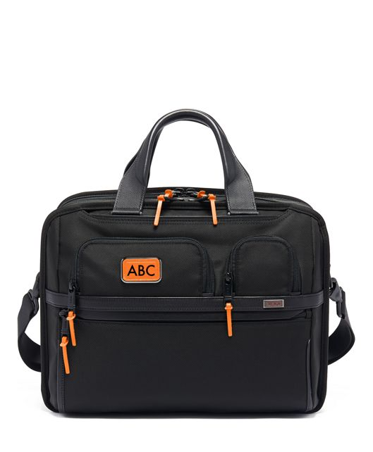TUMI T-Pass® Expandable Laptop Brief in Sunrise