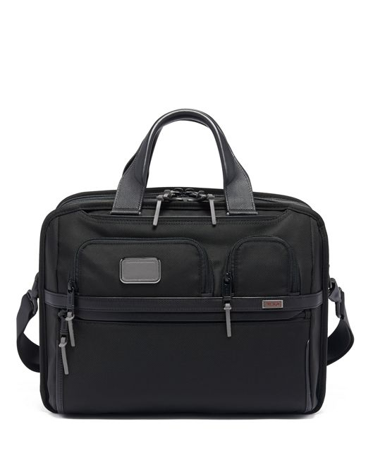 Tumi T-Pass® Expandable Laptop Brief in Camo