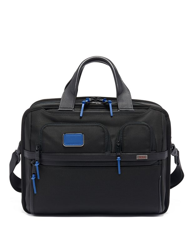 TUMI T-Pass® Expandable Laptop Brief in Atlantic