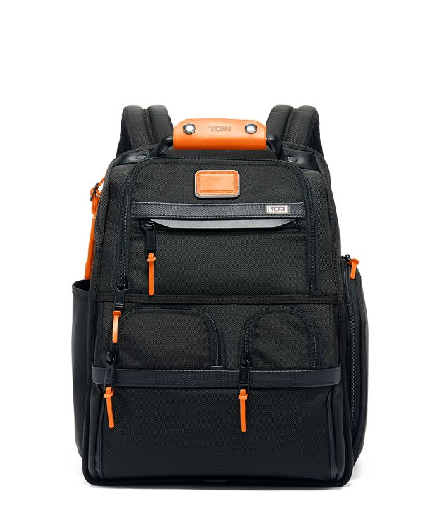 Compact Laptop Brief Pack® in Sunrise