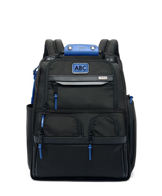 Compact Laptop Brief Pack® in Atlantic