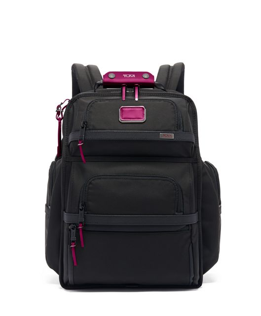 TUMI Brief Pack® in Metallic Pink