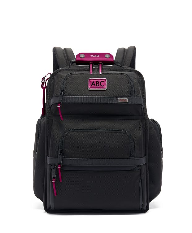 TUMI Brief Pack® in Metallic Pink