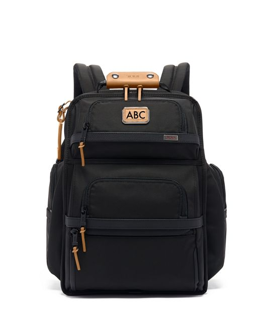 TUMI Brief Pack® in Grey Highlands Print