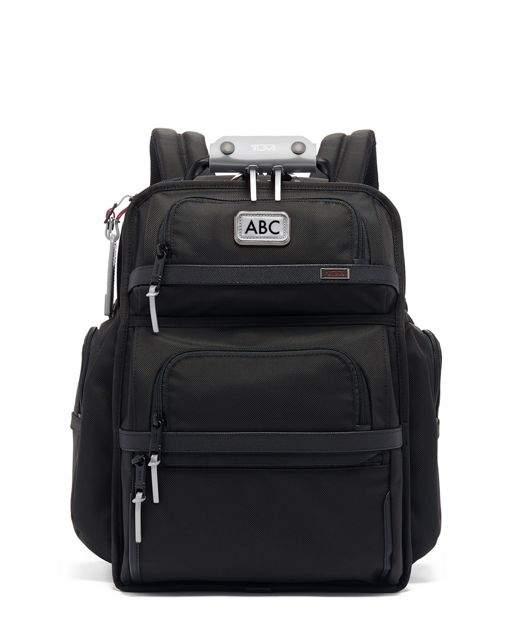 TUMI T-Pass® Business Class Brief Pack® in Metallic Silver