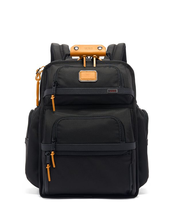 TUMI T-Pass® Business Class Brief Pack® in Tan