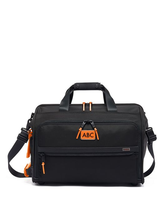 Framed Soft Duffel in Sunrise