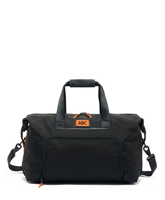 Double Expansion Travel Satchel in Sunrise