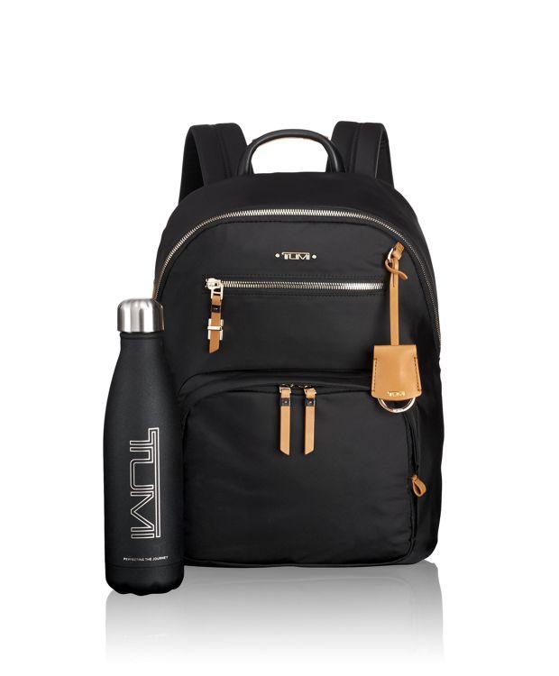 Hagen Backpack in Black