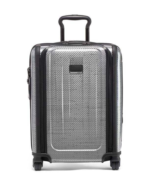 Continental Expandable 4 Wheeled Carry-On in T-Graphite