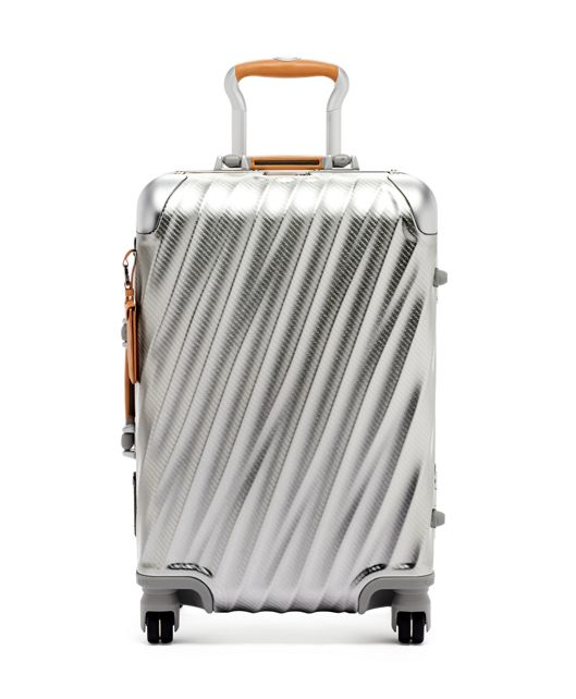 Texture  Silver International Carry-On