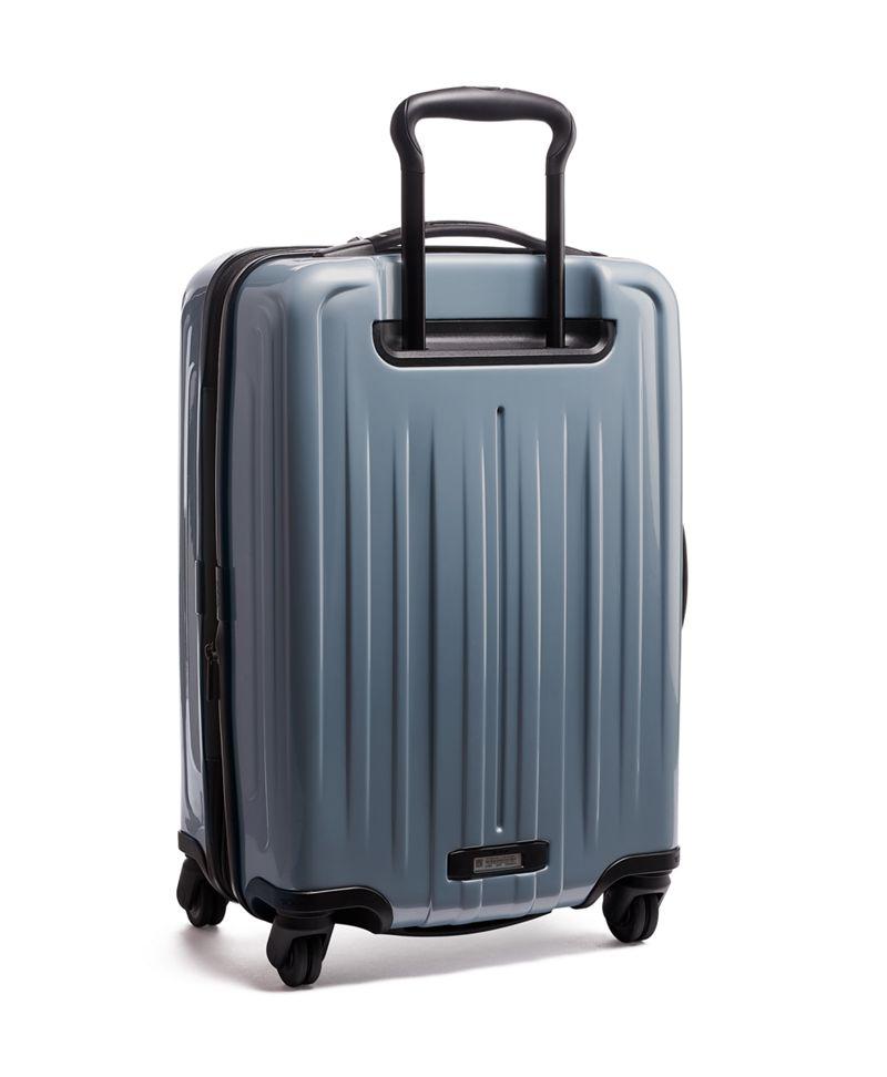石灰色可擴充國際四輪手提行李箱