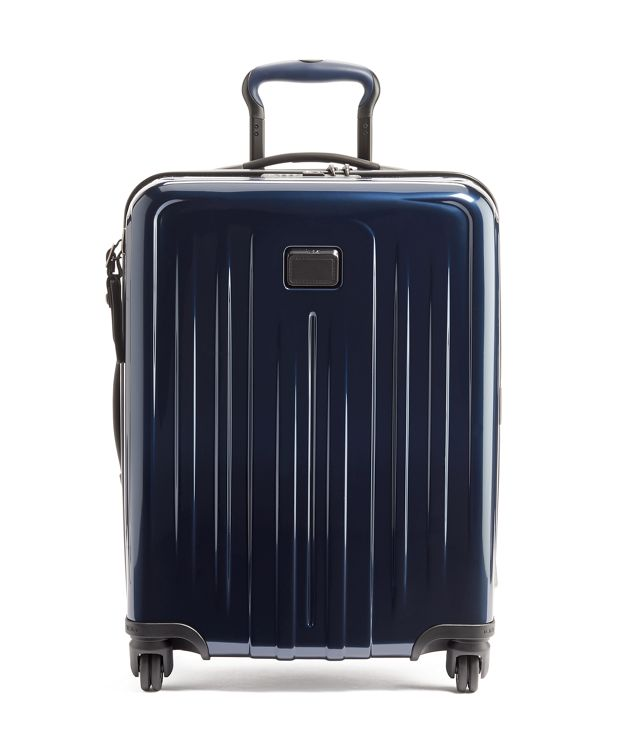 Continental Expandable 4 Wheeled Carry-On in Eclipse
