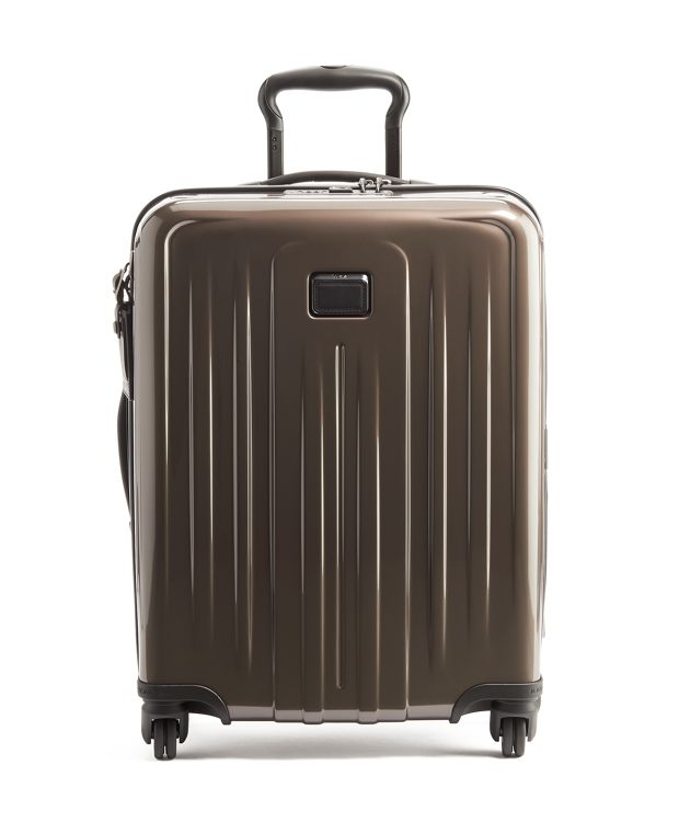 Continental Expandable 4 Wheeled Carry-On in Mink